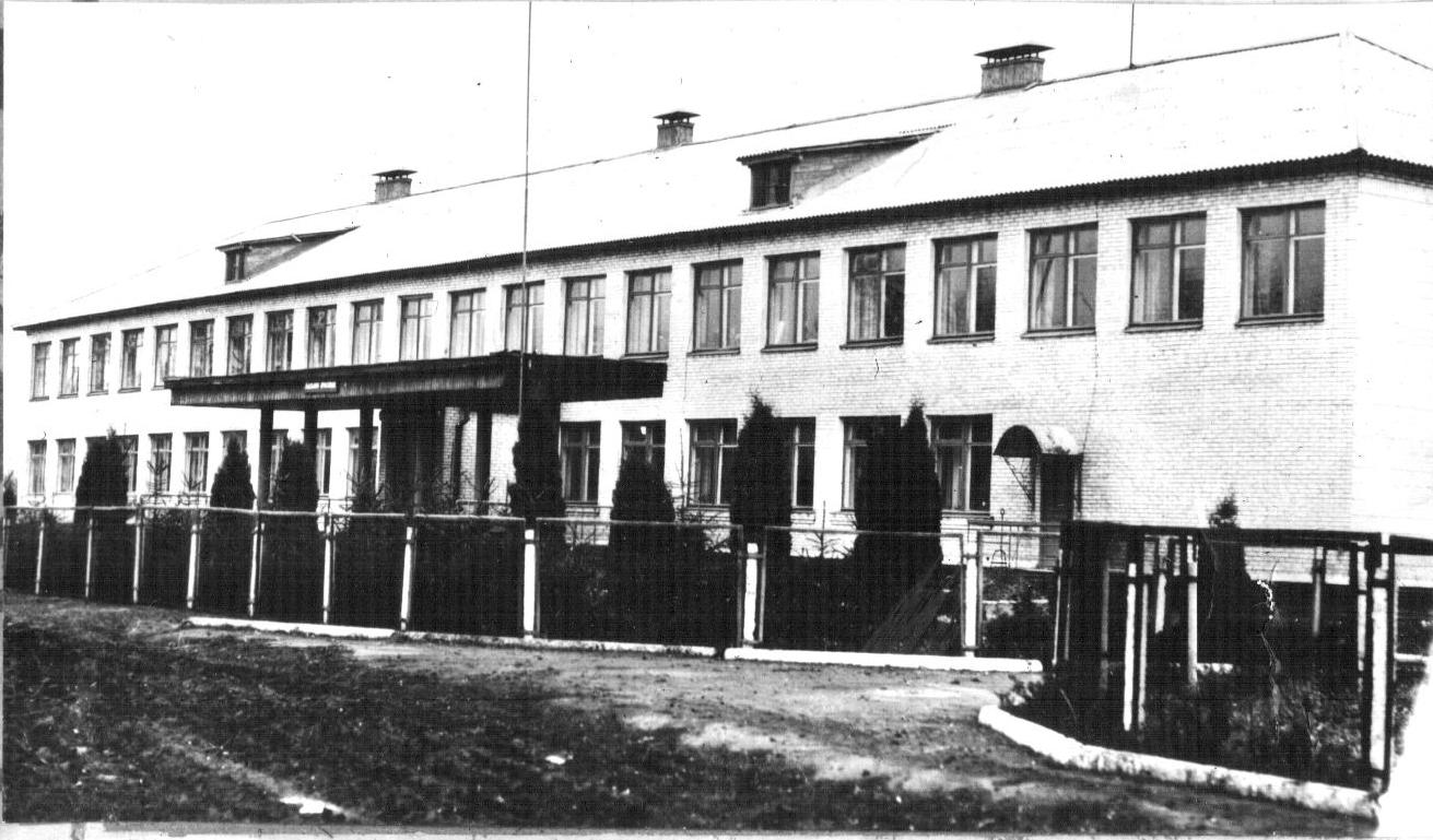 Школа 1982 рік