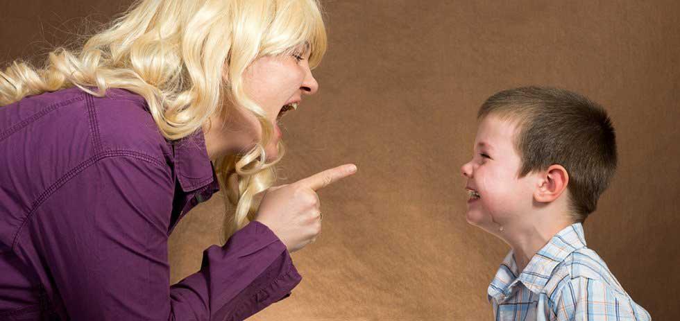 Як постійний крик на дитину, впливає на її здоров'я