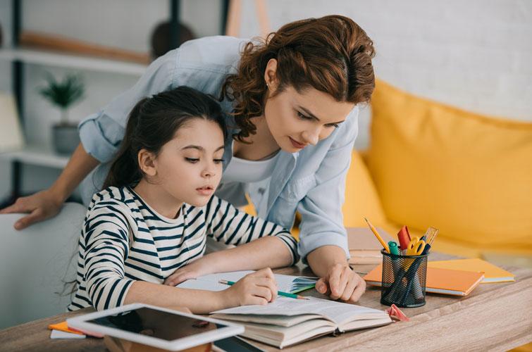Як допомогти дитині пристосуватися до дистанційного навчання